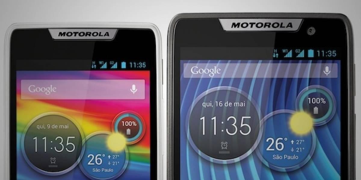Motorola lanza en Chile el RAZR D1 y D3