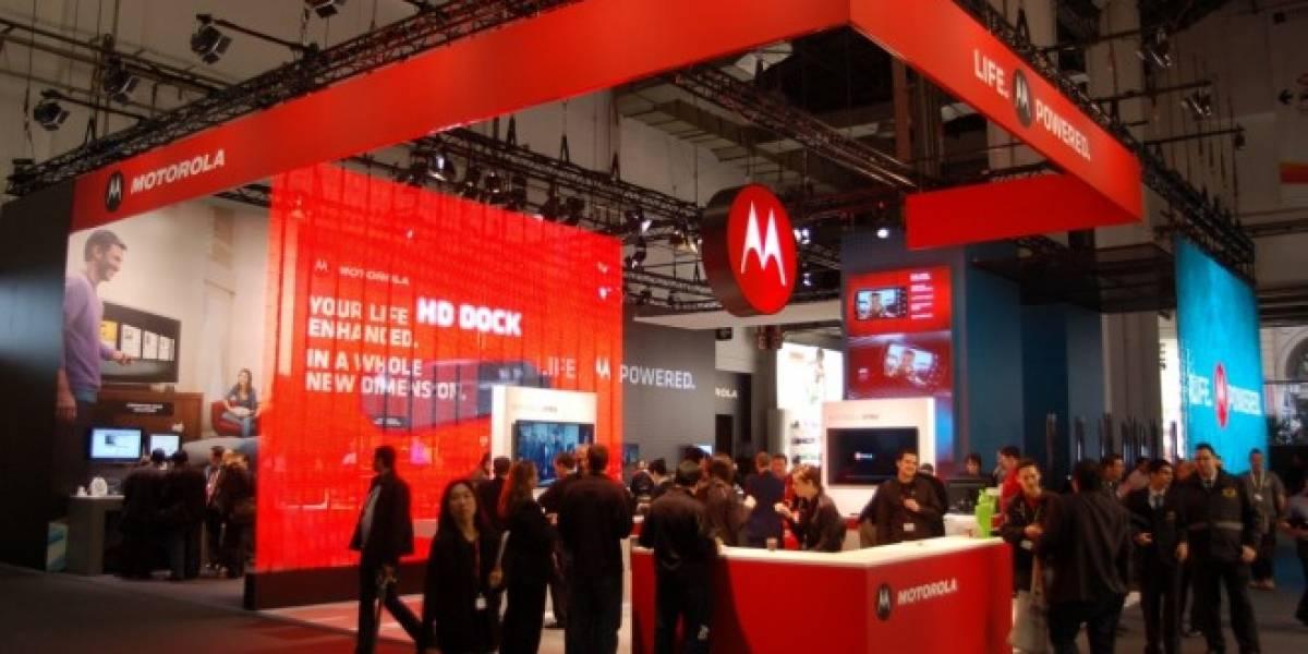 Motorola DVX, el equipo barato que prepara la subsidiaria de Google