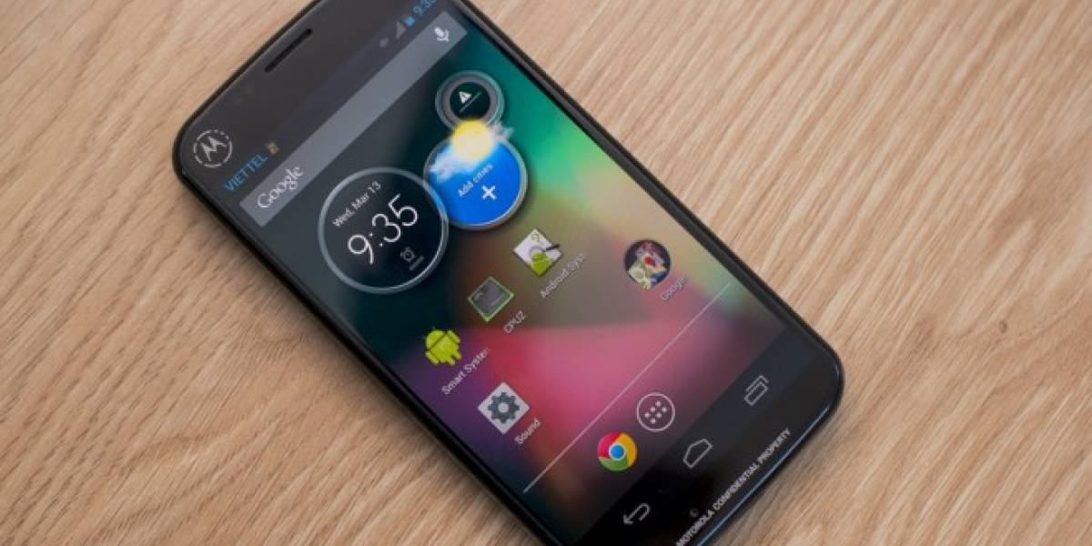 Video de promoción del Moto X asegura distribución en Agosto a nivel internacional