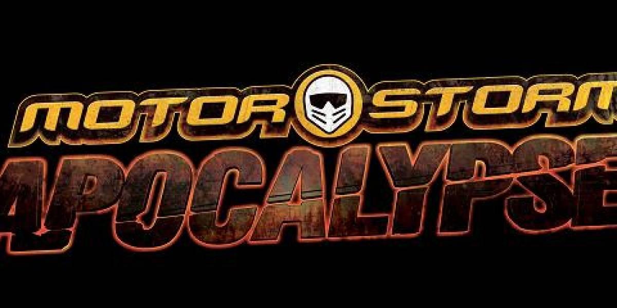 Demo de Motorstorm Apocalypse tendrá online por tiempo limitado