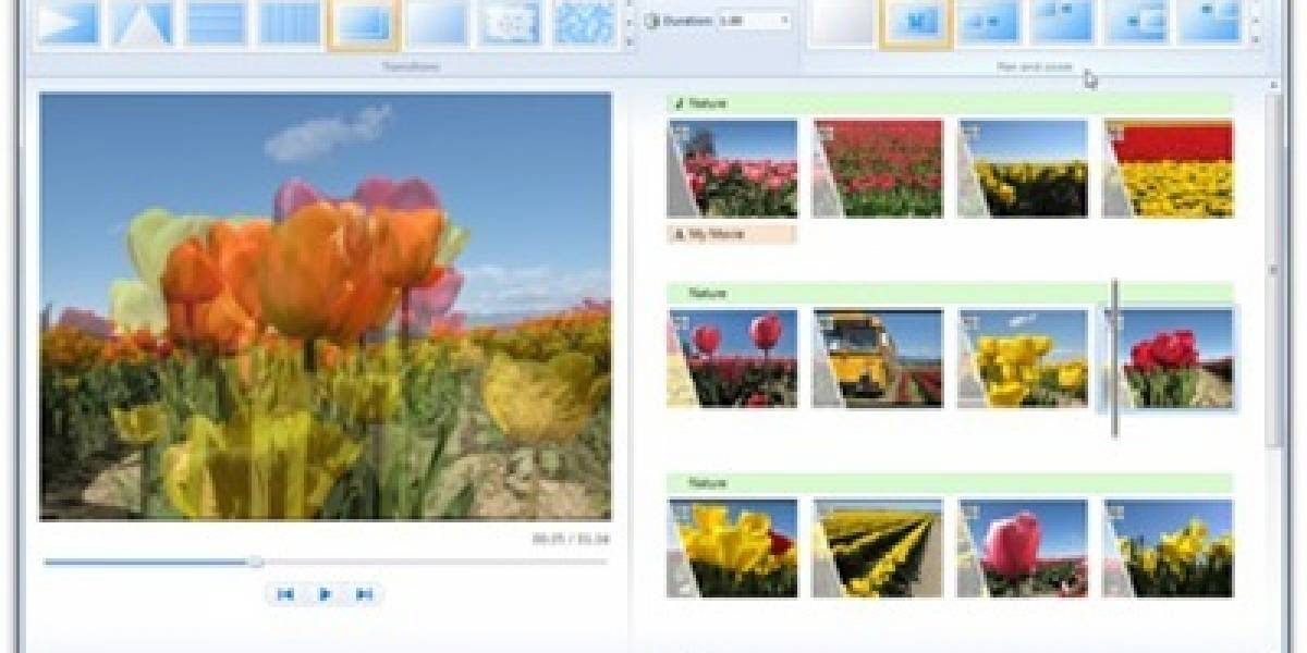 Windows Live Movie Maker 14 ya está disponible