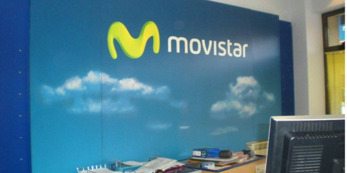 Movistar presenta su red 4G en Chile