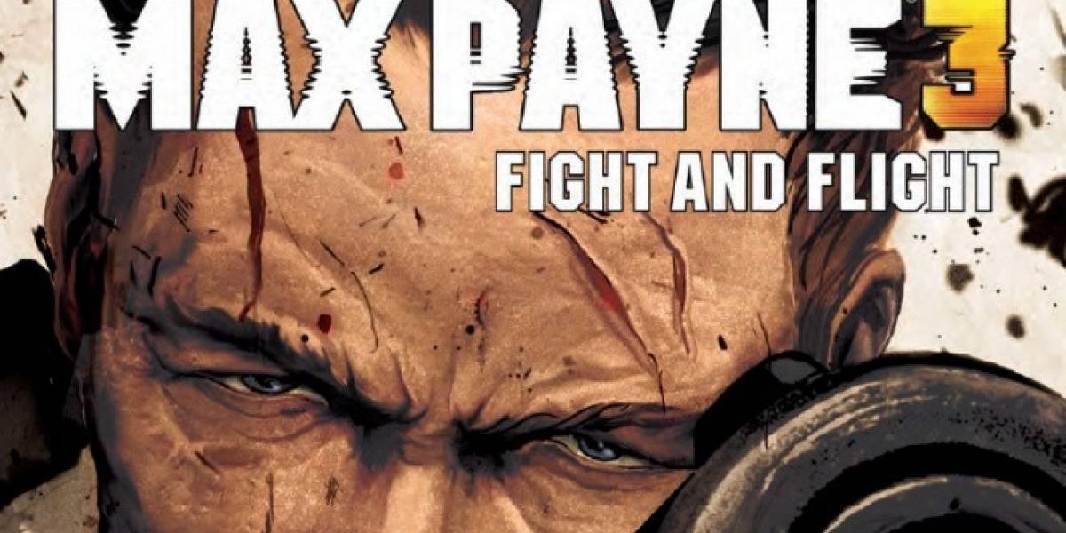 El tercer número del comic de Max Payne ya está disponible para todos