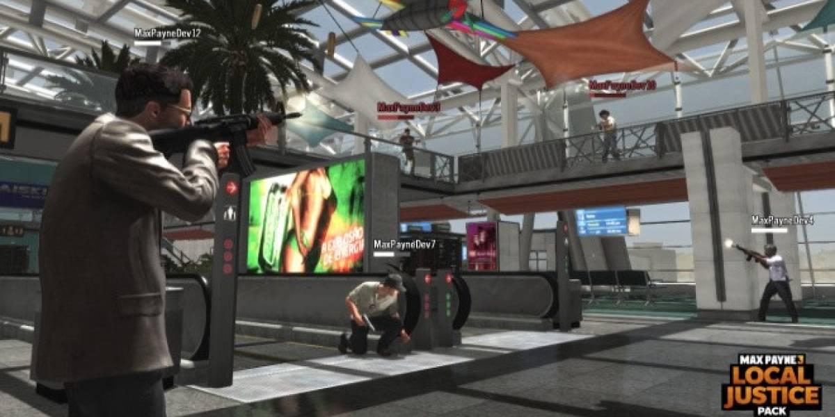 El DLC Local Justice para Max Payne 3 ya tiene su propio trailer