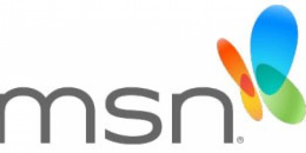 MSN.com rediseña su sitio y logotipo