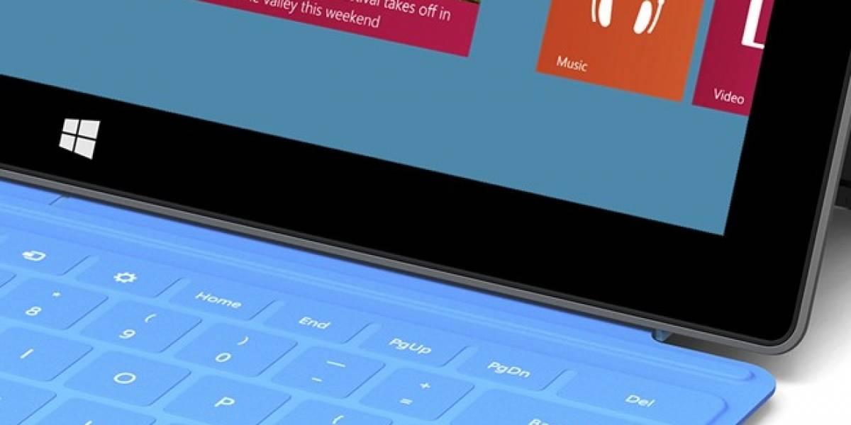 Microsoft estaría preparando una Surface 2 más pequeña para el 26 de junio