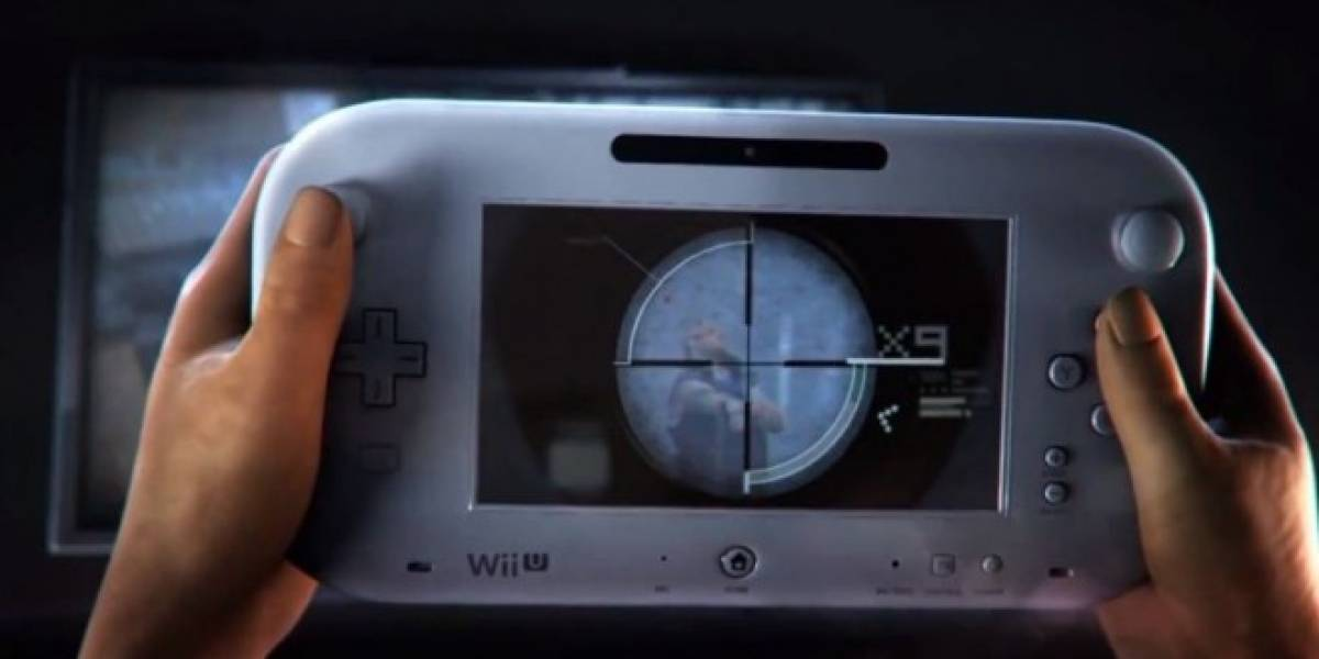 E3 2012: Así se juega Zombi U en la nueva consola de Nintendo