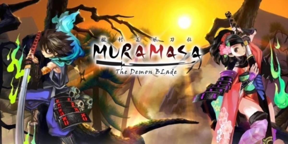 Oboro Muramasa llegará a la Vita con DLC