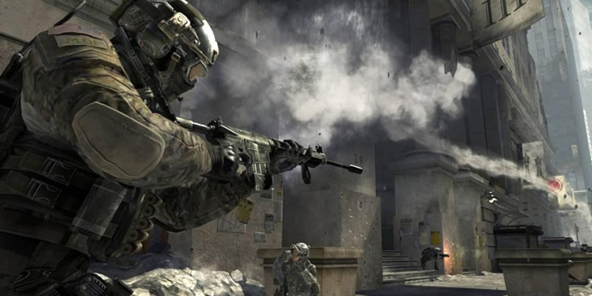 Futurología: Primeros detalles de Call of Duty Modern Warfare 4 hecho por Neversoft
