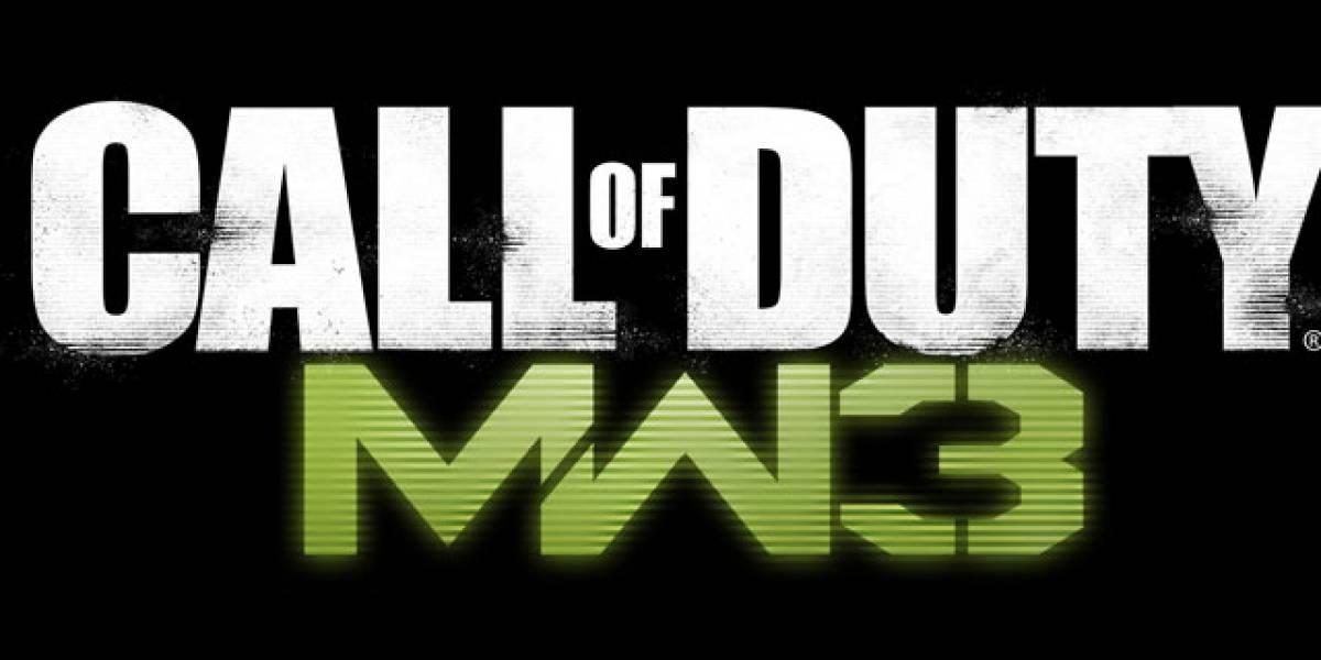 Se filtra la portada y más detalles de Modern Warfare 3
