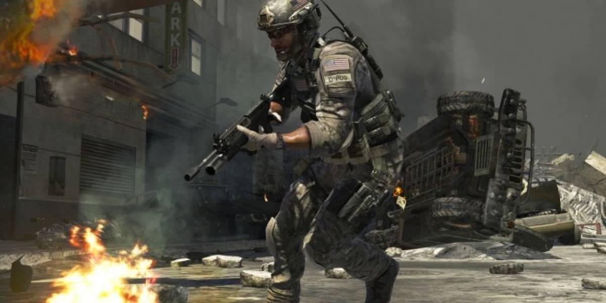 Modern Warfare 4 podría lanzarse en la actual y siguiente generación de consolas