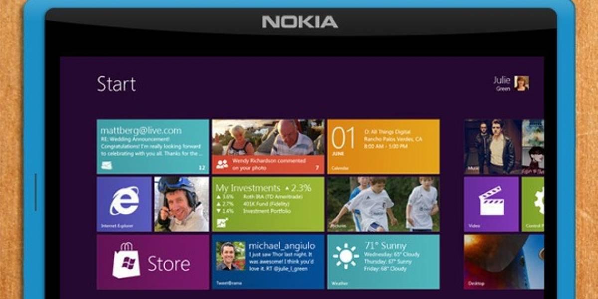 Nokia reafirma su interés hacia el área de las tabletas