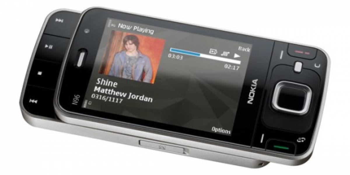 W Galería: Nokia N96