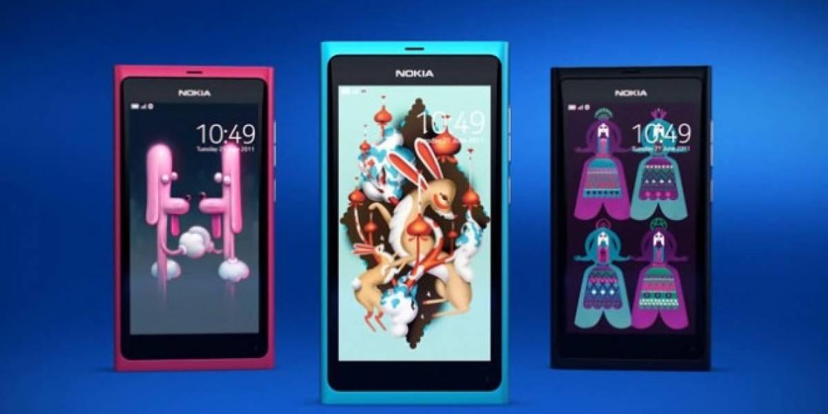 Nokia actualiza Twitter para N9