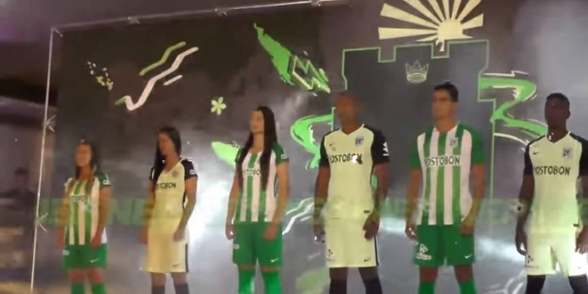 Futbolista de Nacional hizo el ridículo con respuesta sobre su perfil de juego