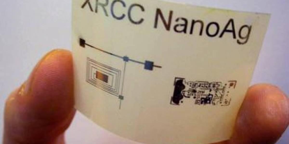 Xerox desarrolla tinta capaz de imprimir circuitos en cualquier superficie