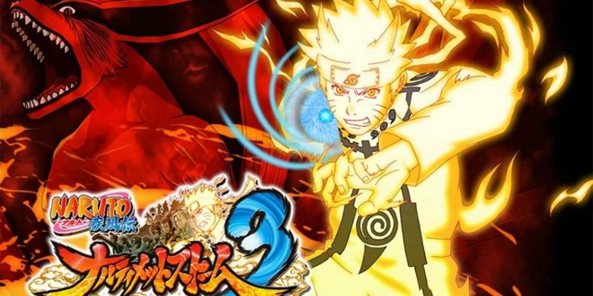 Naruto Shippuden: Ultimate Ninja Storm 3 contará con un sistema de decisiones