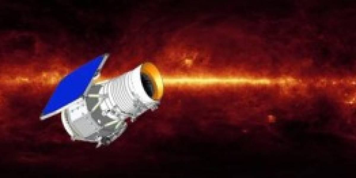 El telescopio WISE ya puede ver