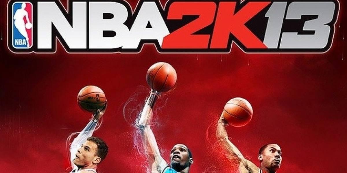 NBA 2K13 tendrá demo con multijugador en línea