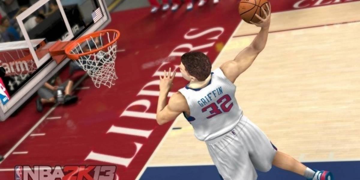 La magia del basketball en el nuevo tráiler de NBA 2K13