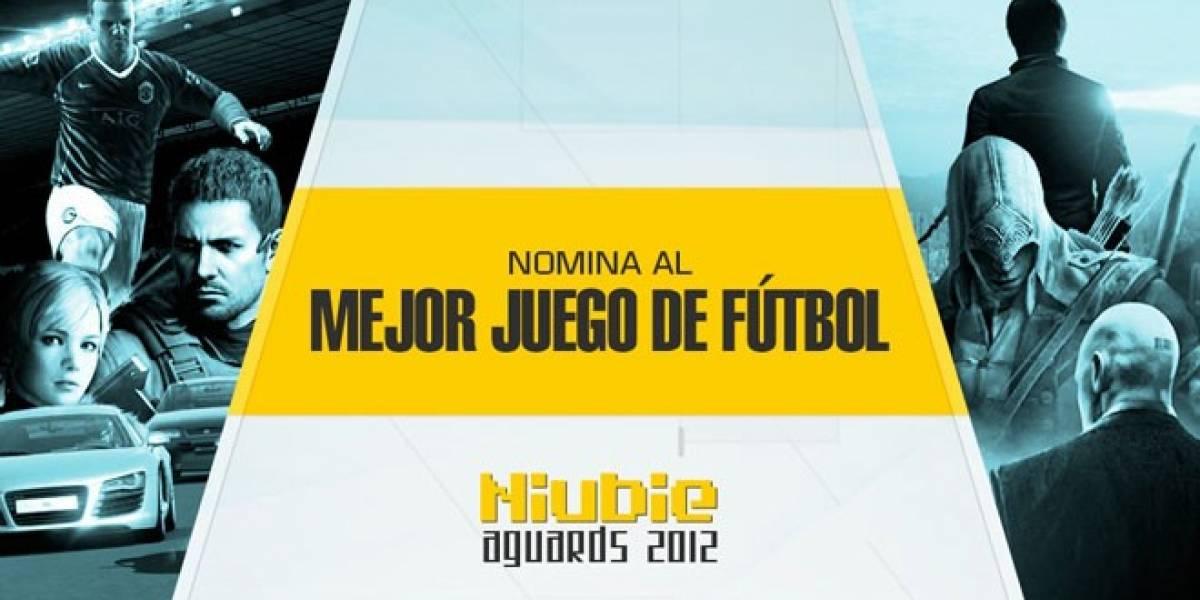 Nomina al Mejor Juego de Futbol 2012