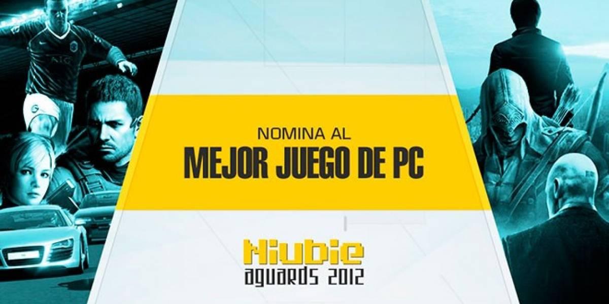 Nomina al Mejor Juego de PC del 2012