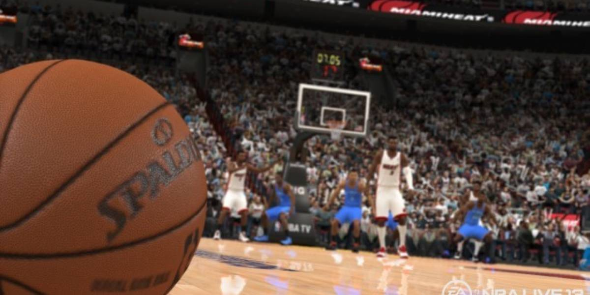 EA Sports cancela NBA Live 13