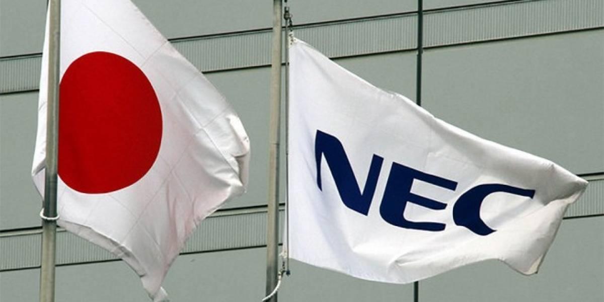 NEC se despide del mercado de los smartphones