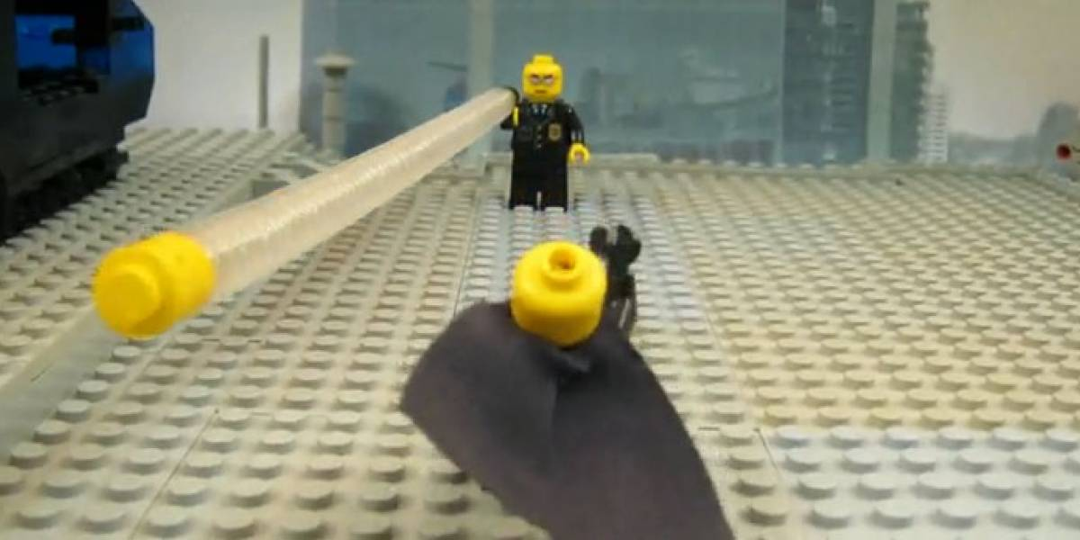 Video: Lego celebra los 10 años de The Matrix