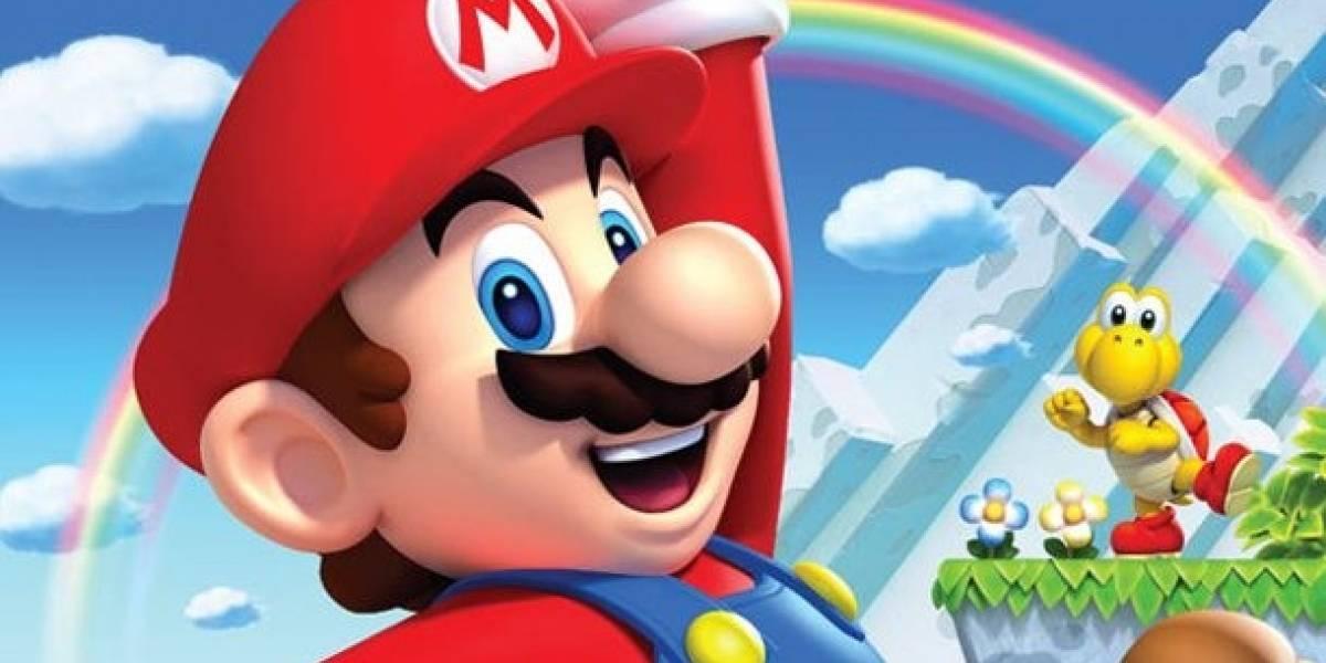 Pronto aparecerán nuevos detalles de New Super Mario Bros. U