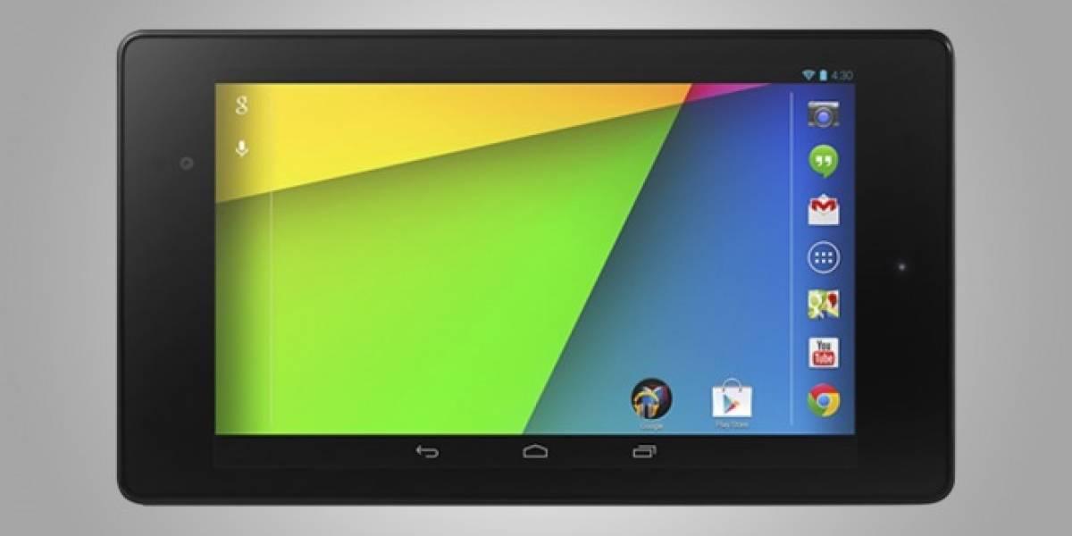 Google hace oficial la nueva y supervitaminizada Nexus 7