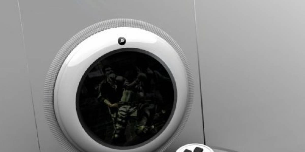 Concepto: Una PlayStation 4 frágilmente interesante
