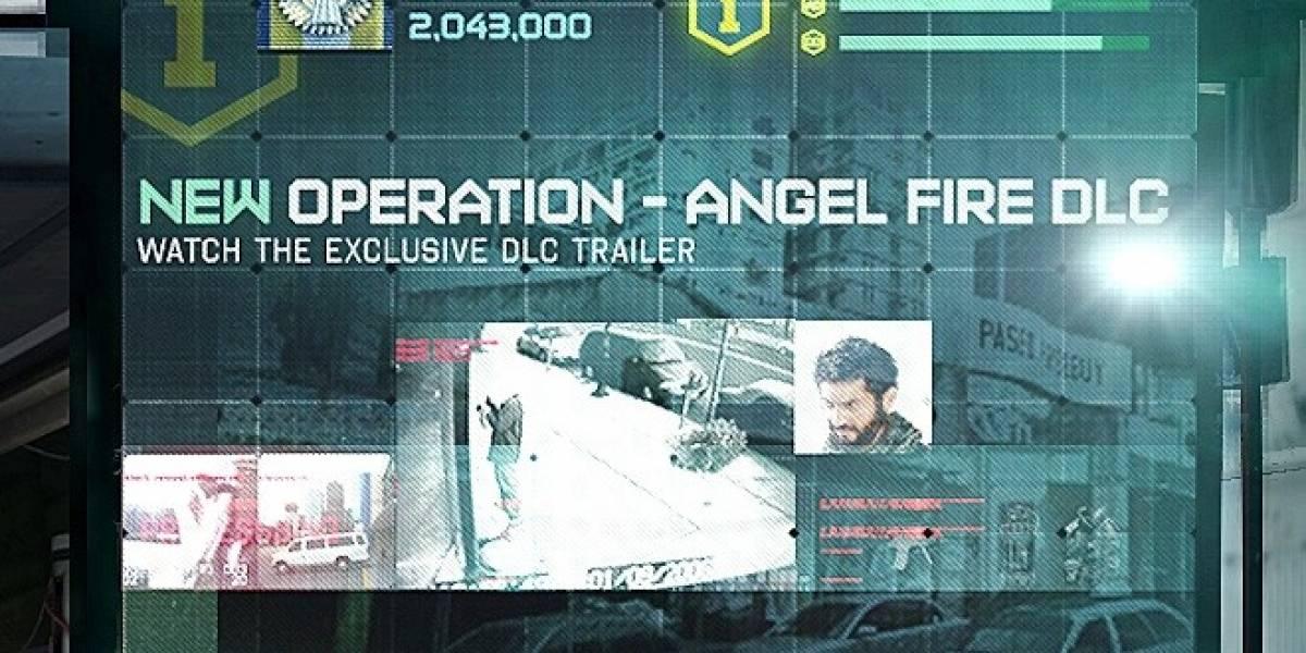 E3 2012: Se filtra DLC de Splinter Cell Blacklist en una imagen