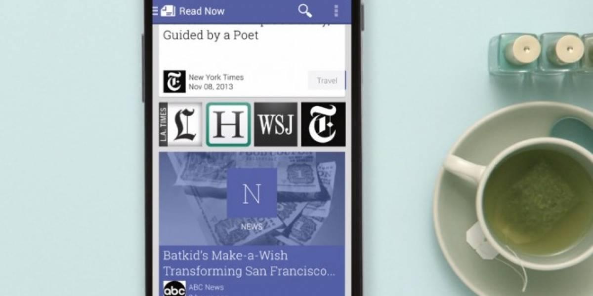 Google Play Newsstand junta revistas y diarios en Android