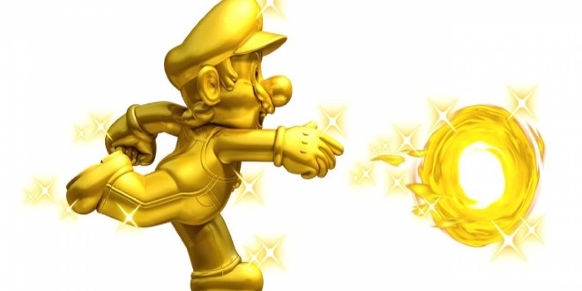 New Super Mario Bros. 2 y Nintendo 3DS XL aterrizan en México