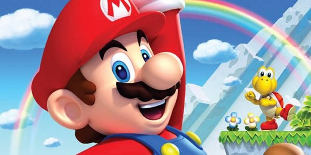 Nuevo video de New Super Mario Bros. U muestra ítems y niveles inéditos