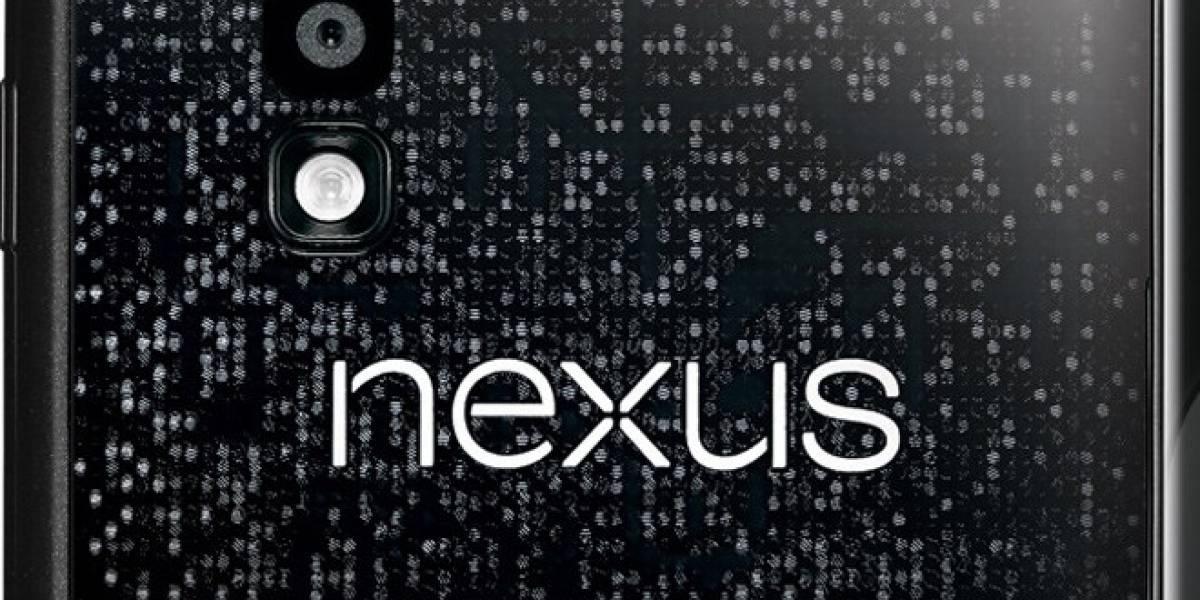 Rumor: LG estará a cargo de la fabricación del teléfono Nexus 5