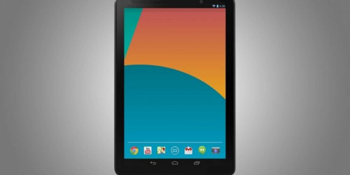 Se filtra render del que podría ser el próximo tablet de Google