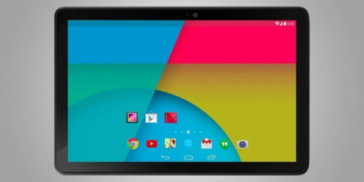 Un nuevo Nexus 10 podría ser lanzado en #CES2014