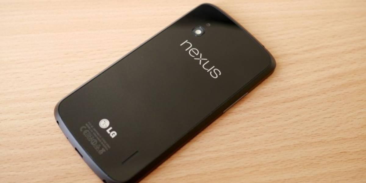 Nexus 4 se vendería en forma directa en Argentina a través de LG