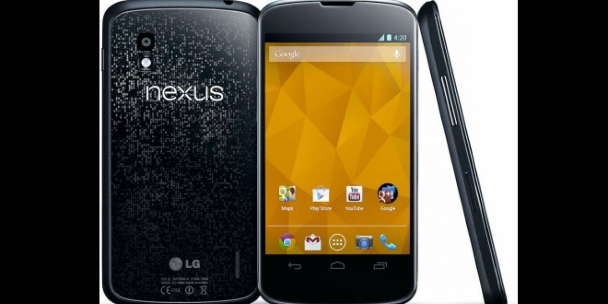Chile: Entel lanza en Chile el Nexus 4