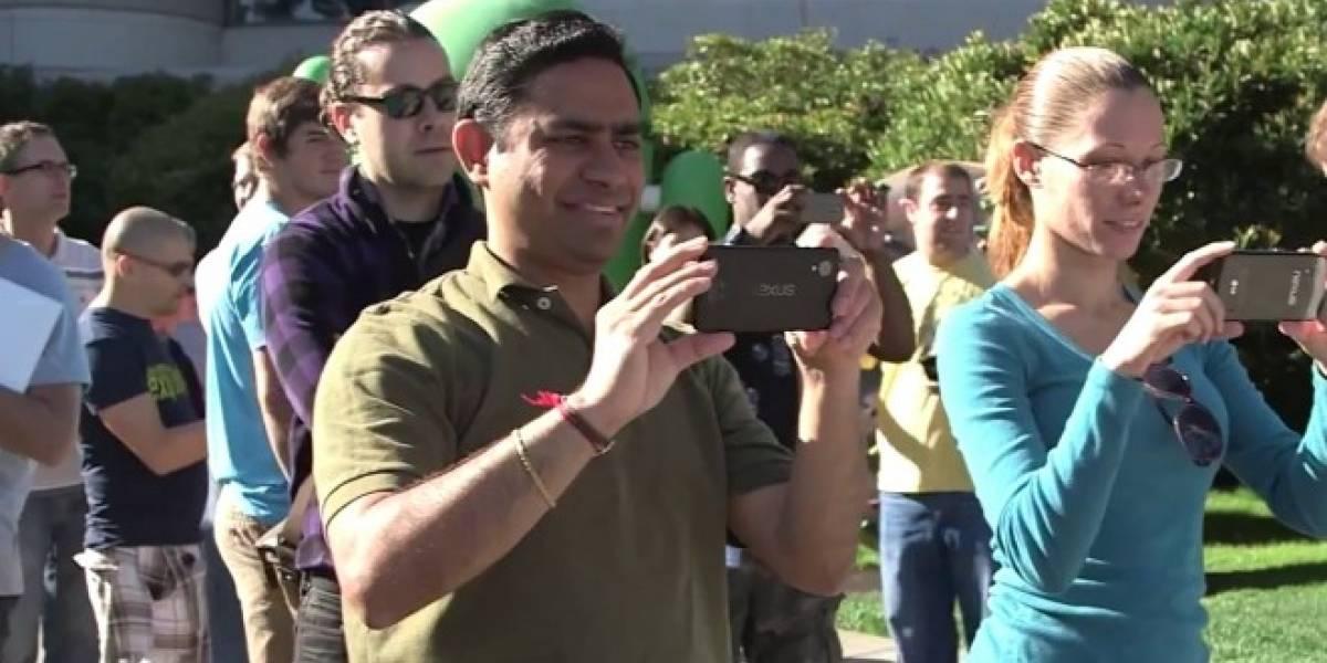 El nuevo Nexus 5 estará disponible el 1 de noviembre
