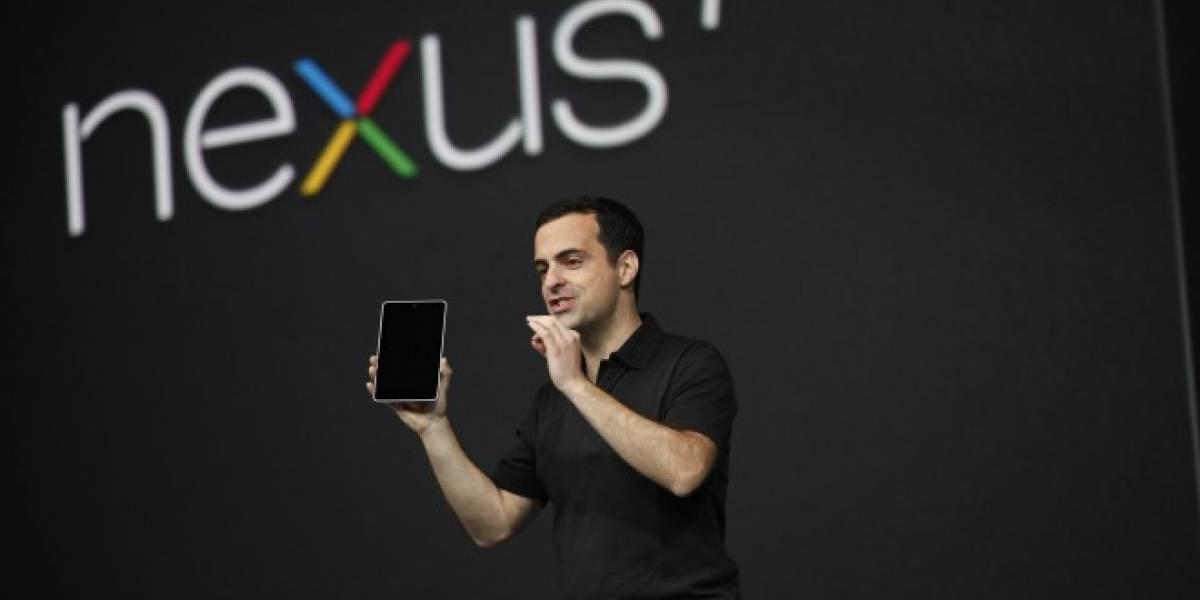 Afirman que próxima generación del Nexus 7 tendrá pantalla Full HD de 1080p