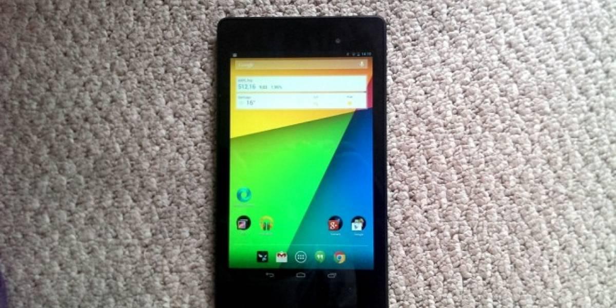 Nueva Nexus 7 ya disponible en España