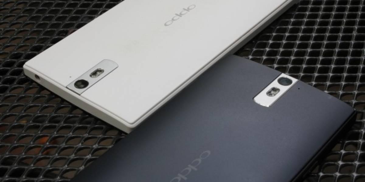 ¿Botones? Un fabricante hará táctil la parte trasera de su nuevo smartphone