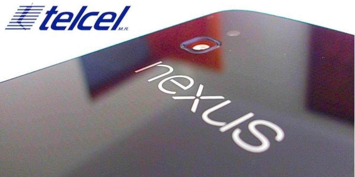 México: LG Nexus 4 disponible en Telcel