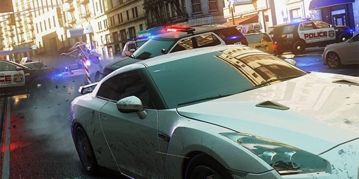 No tener el Online Pass de Need for Speed: Most Wanted no te dejará fuera del multijugador