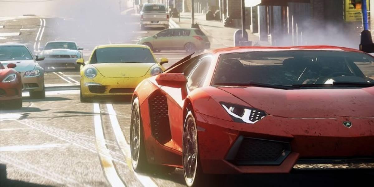 El nuevo tráiler de Need for Speed: Most Wanted nos muestra el apartado multijugador
