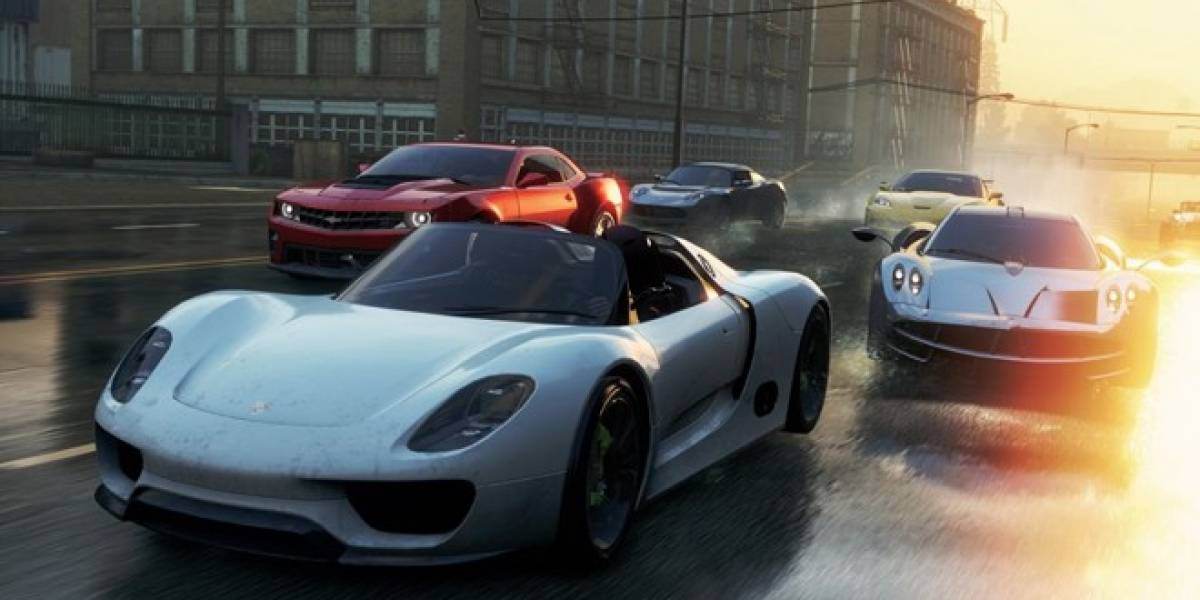 Gamescom 2012: Derrapes, choques y saltos en el tráiler multijugador de Need for Speed: Most Wanted