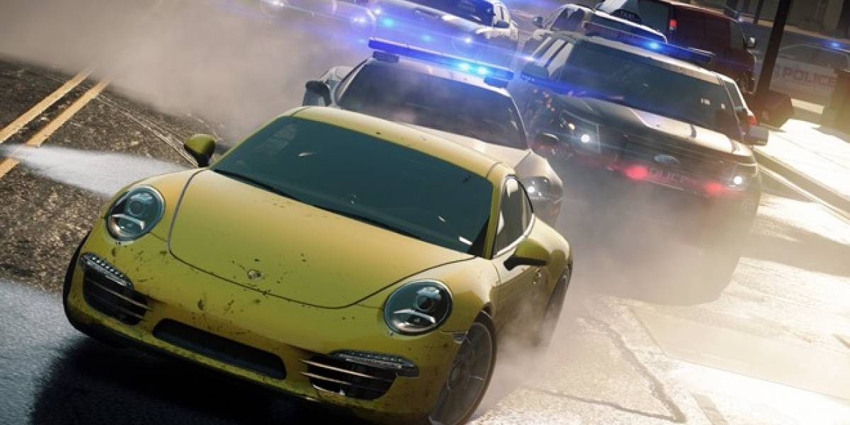 Need for Speed: Most Wanted llegará a Wii U